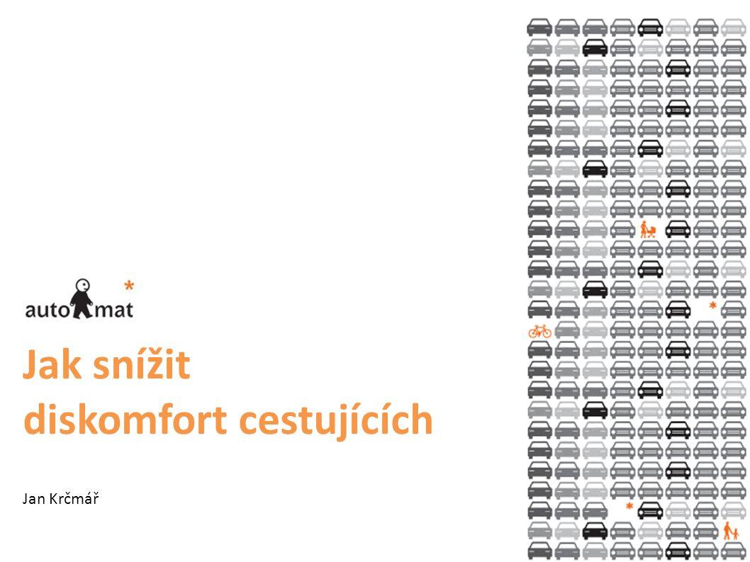 diskomfort cestujících