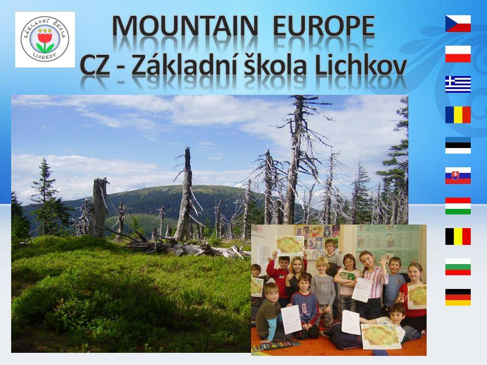 MOUNTAIN EUROPE CZ - Základní škola Lichkov