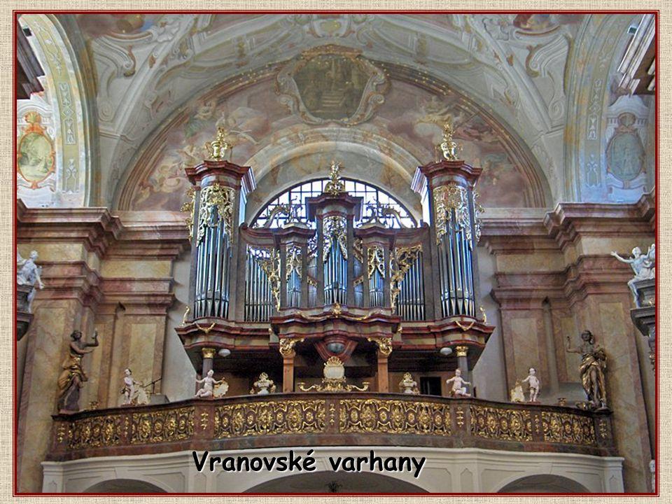 Vranovské varhany