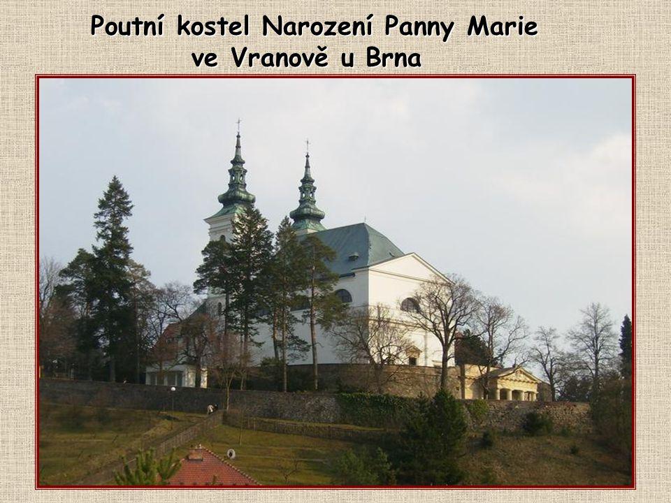 Poutní kostel Narození Panny Marie