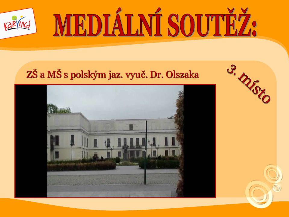 ZŠ a MŠ s polským jaz. vyuč. Dr. Olszaka