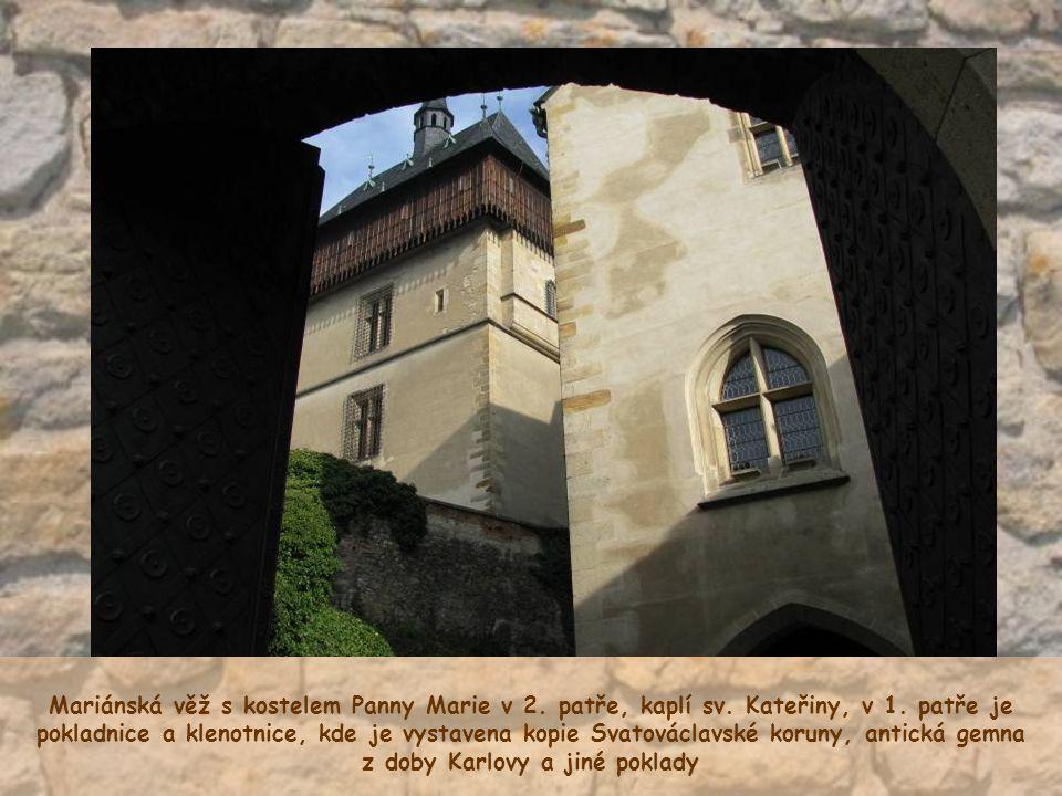 z doby Karlovy a jiné poklady
