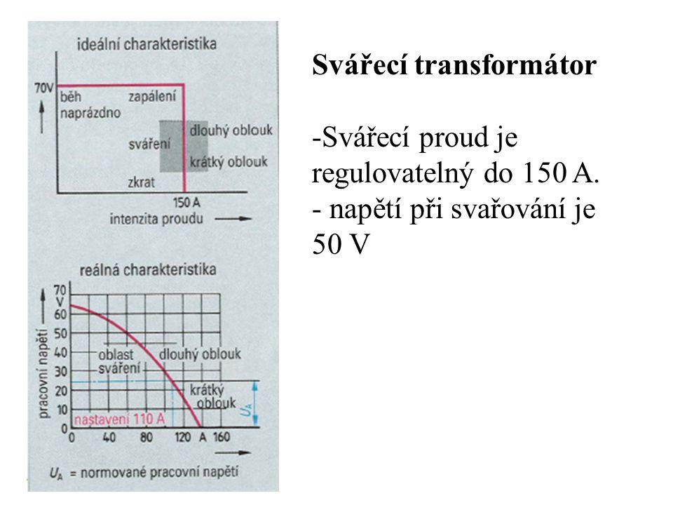 Svářecí transformátor