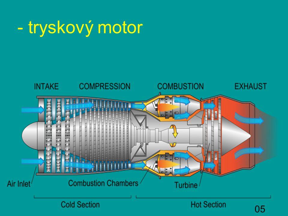 - tryskový motor 05