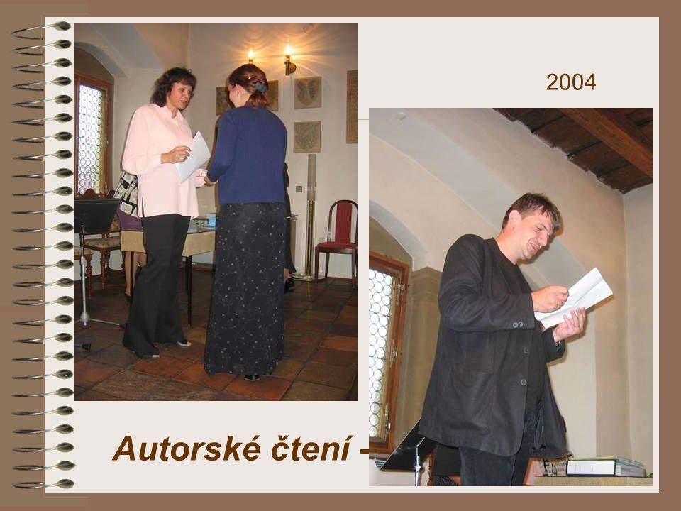 2004 Autorské čtení -