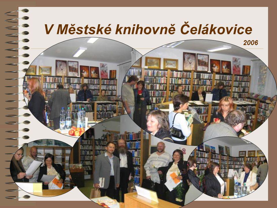 V Městské knihovně Čelákovice
