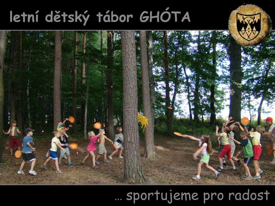 … sportujeme pro radost