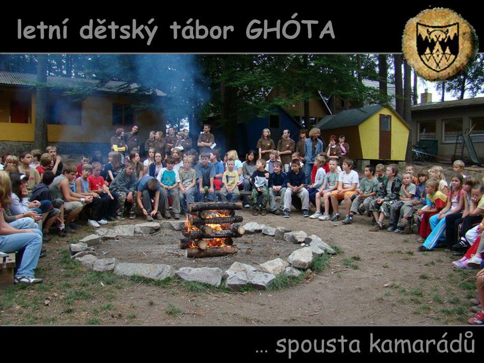 Ghóta letní dětský tábor