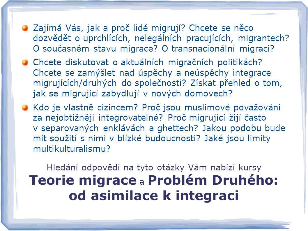 od asimilace k integraci