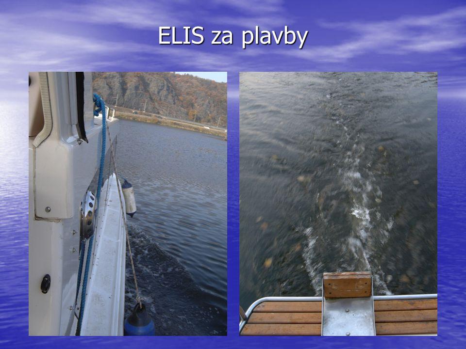 ELIS za plavby