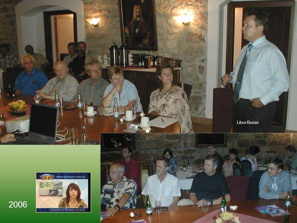 Libor Burian 2006