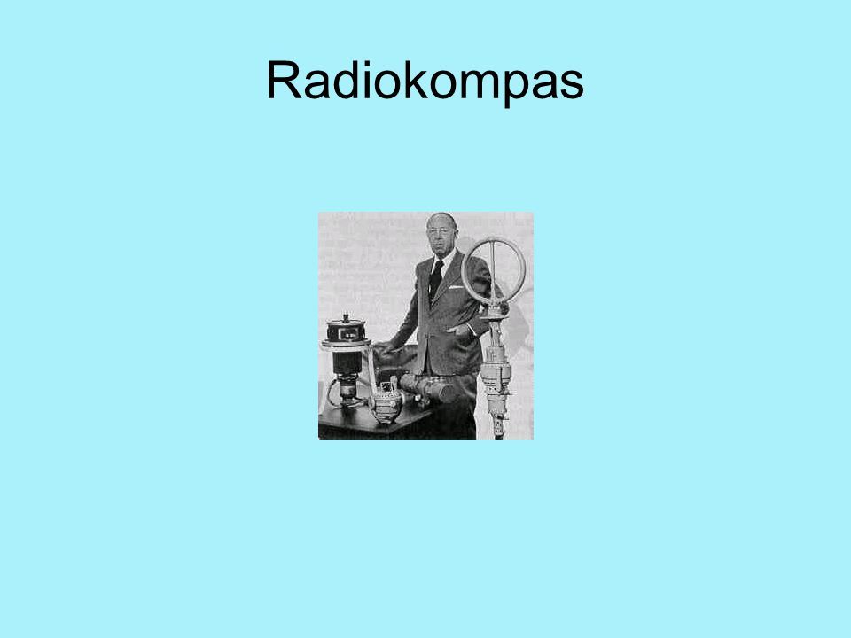 Radiokompas