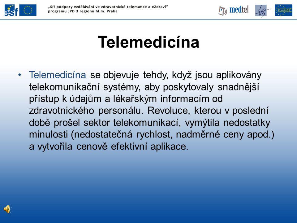 Telemedicína