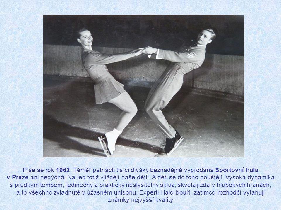 Píše se rok 1962.