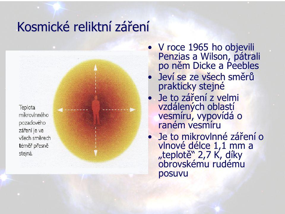 Kosmické reliktní záření