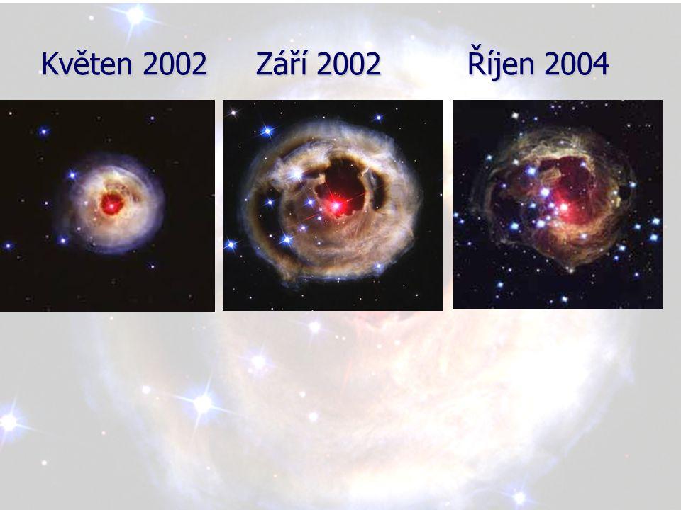 Květen 2002 Září 2002 Říjen 2004