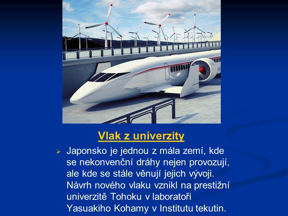 Vlak z univerzity