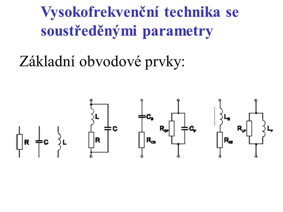 Vysokofrekvenční technika se