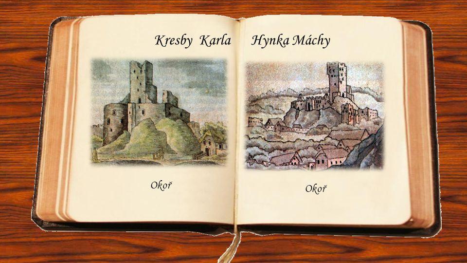 Kresby Karla Hynka Máchy