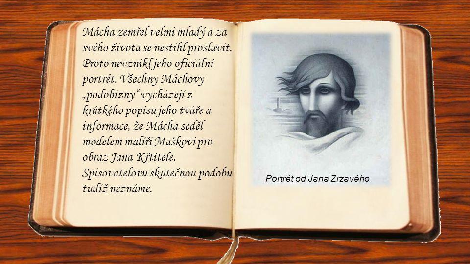 Portrét od Jana Zrzavého