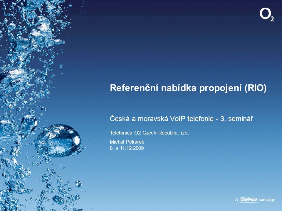 Referenční nabídka propojení (RIO)