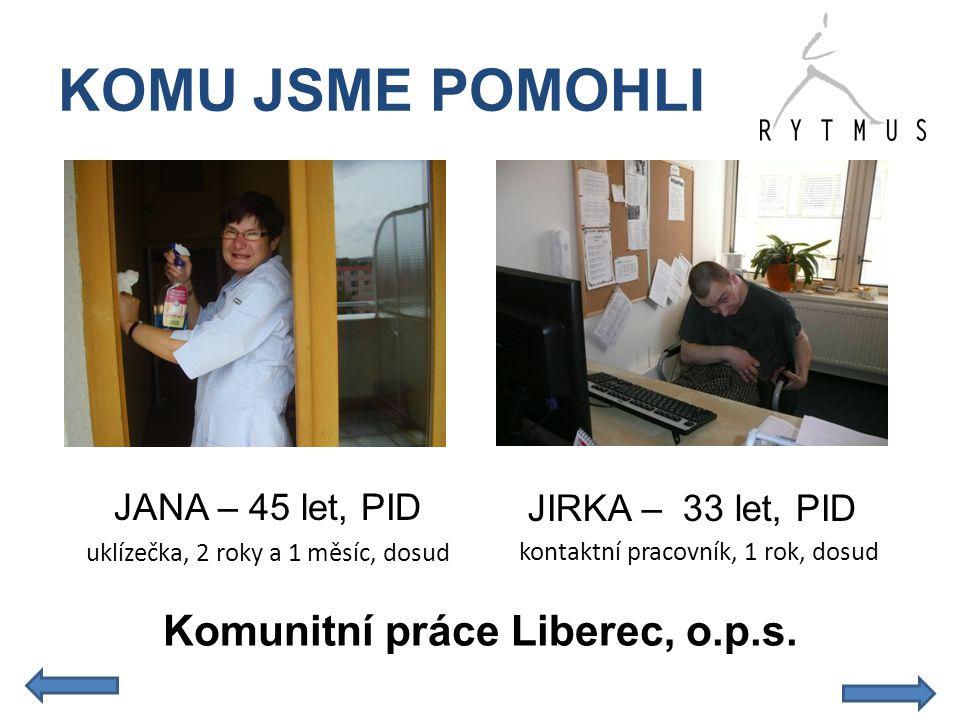 Komunitní práce Liberec, o.p.s.