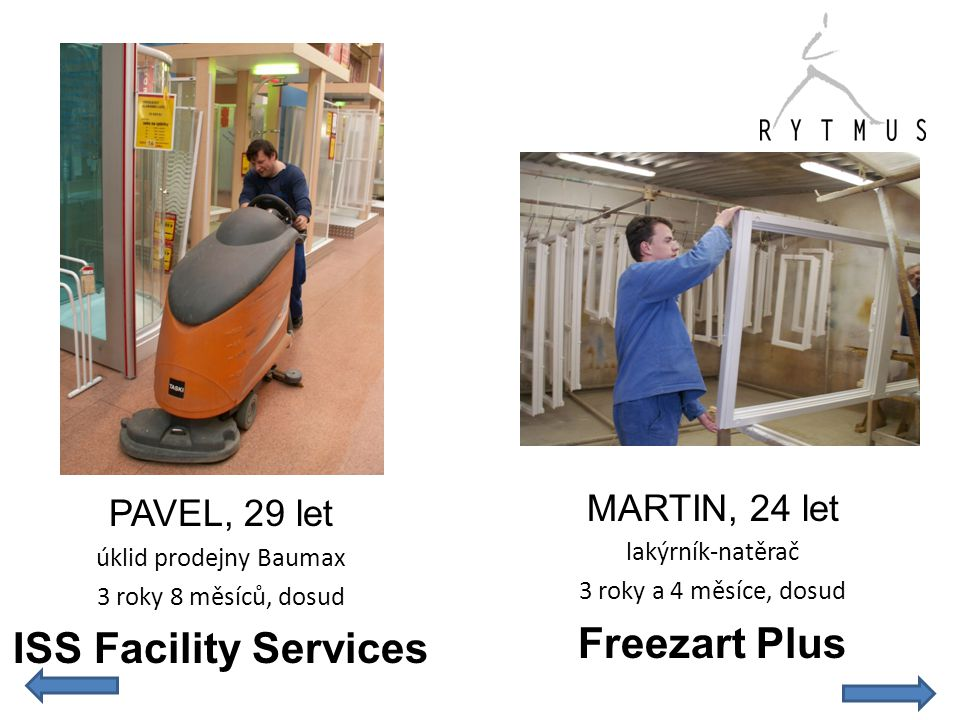 ISS Facility Services Freezart Plus