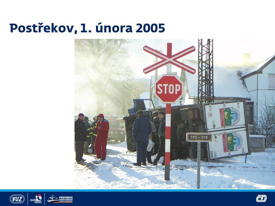 Postřekov, 1. února 2005