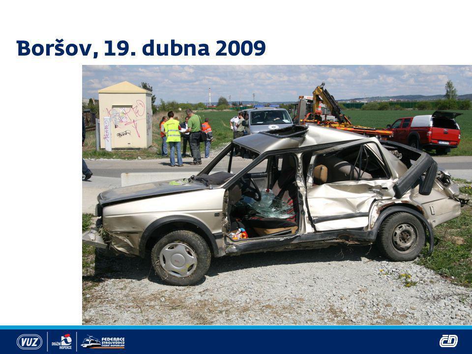 Boršov, 19. dubna 2009
