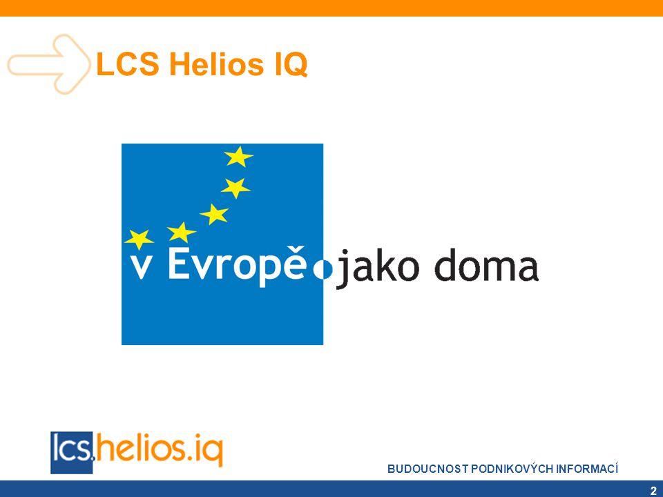 LCS Helios IQ