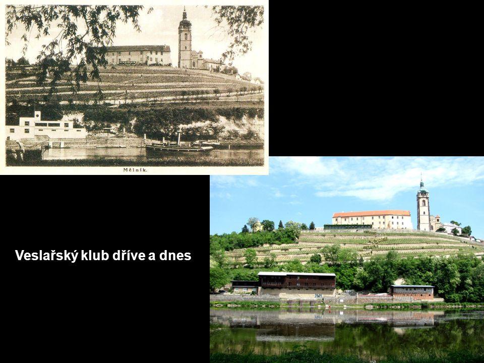 Veslařský klub dříve a dnes