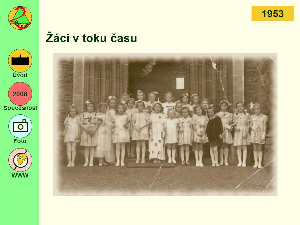 1953 Žáci v toku času