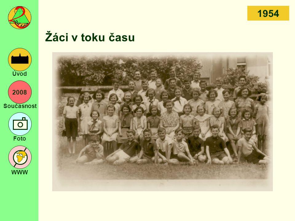 1954 Žáci v toku času