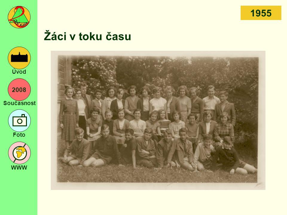 1955 Žáci v toku času