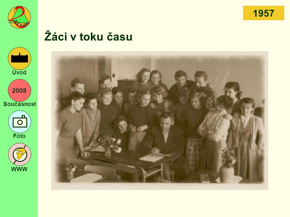 1957 Žáci v toku času