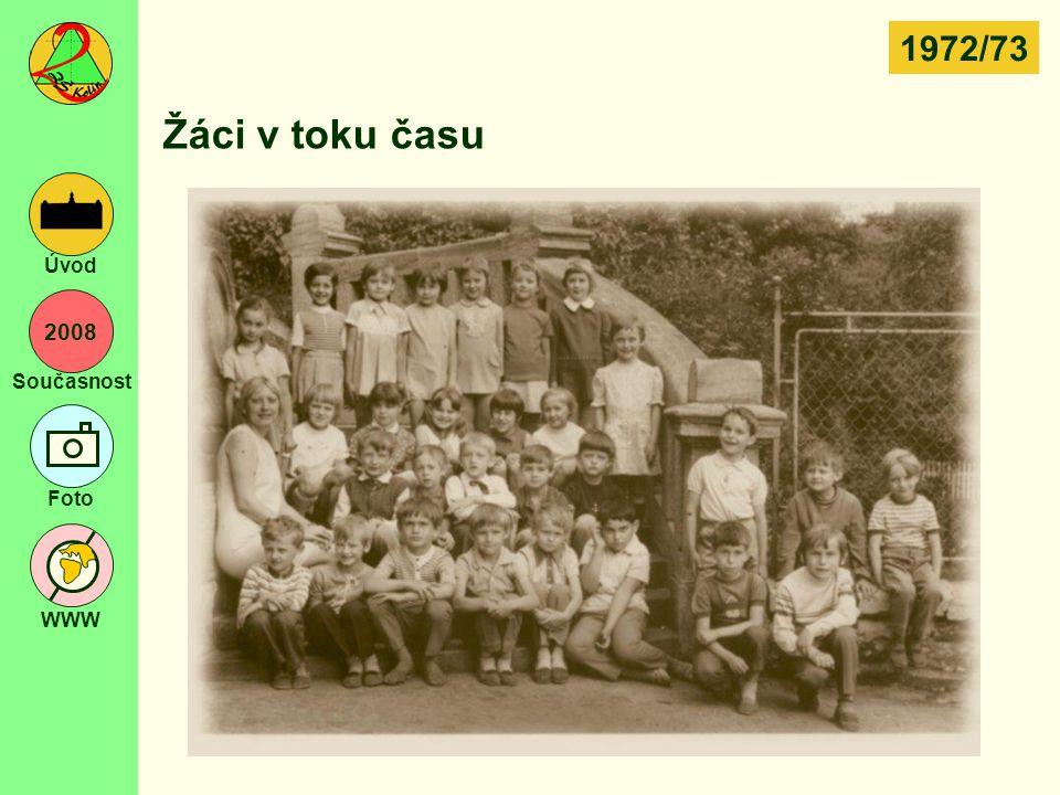 1972/73 Žáci v toku času