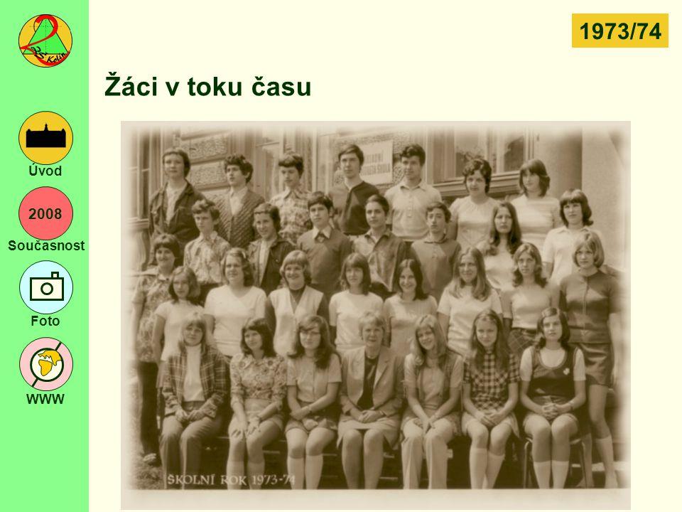 1973/74 Žáci v toku času