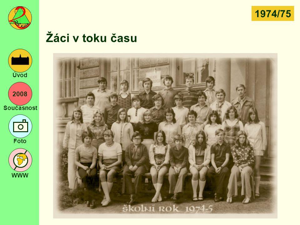 1974/75 Žáci v toku času