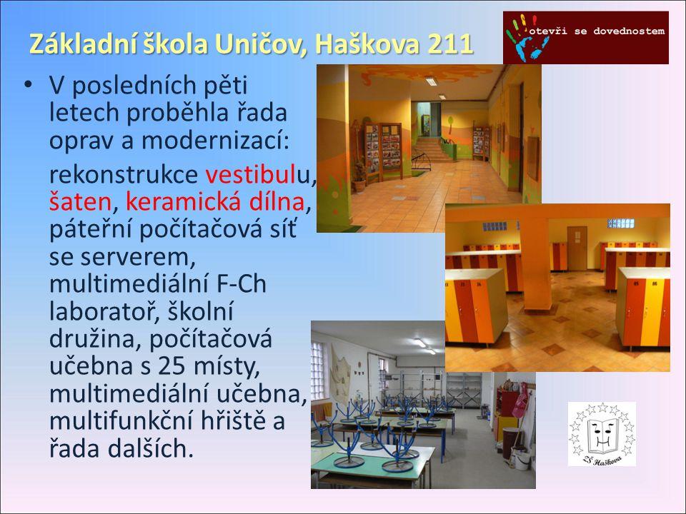 Základní škola Uničov, Haškova 211