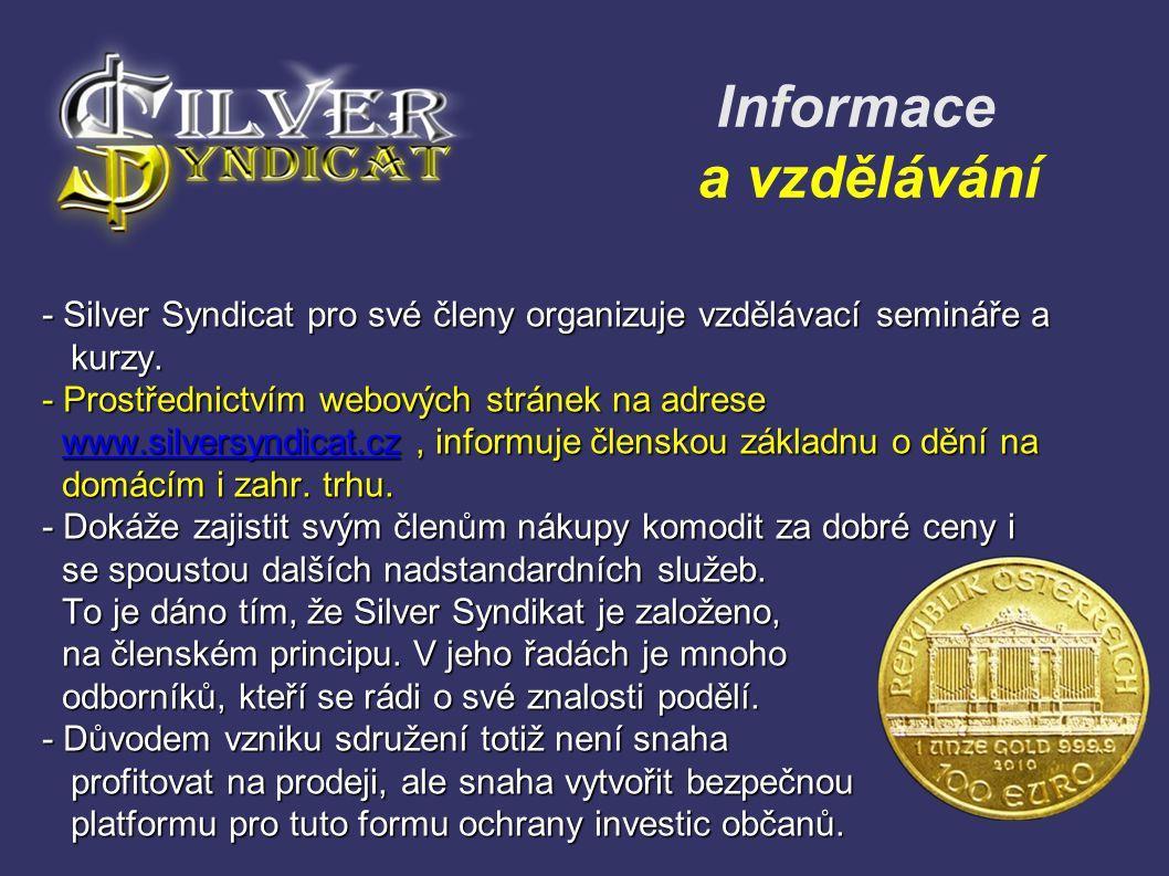 Informace a vzdělávání