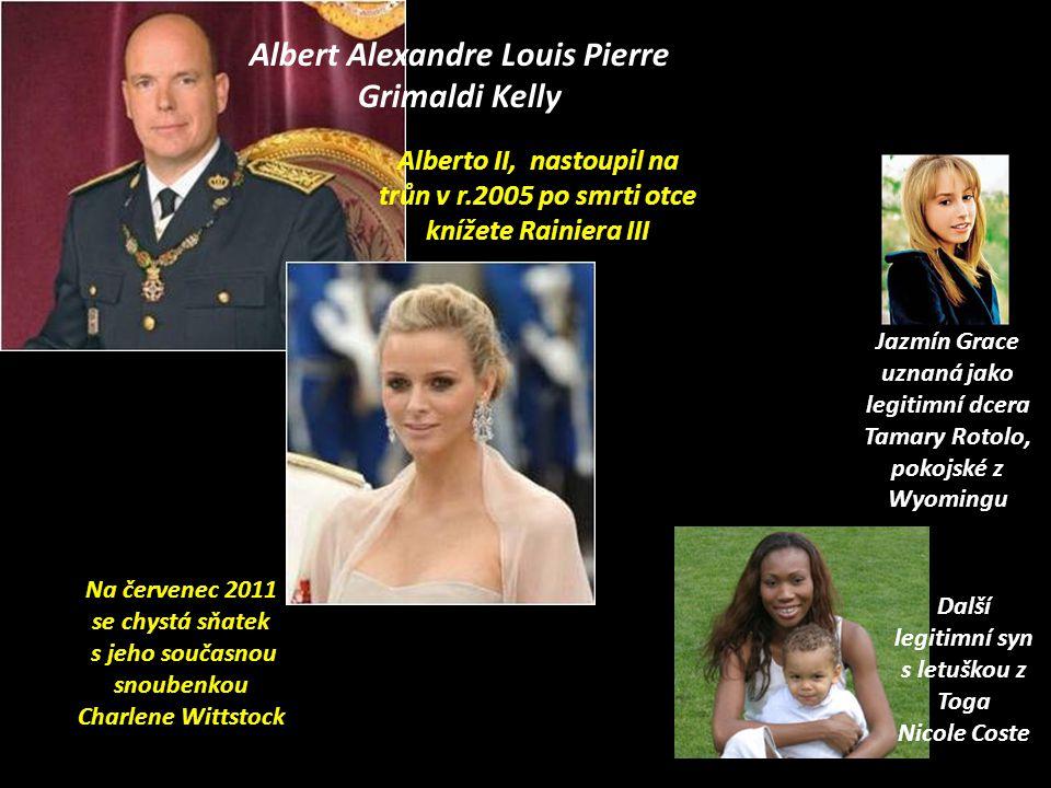 Albert Alexandre Louis Pierre Grimaldi Kelly