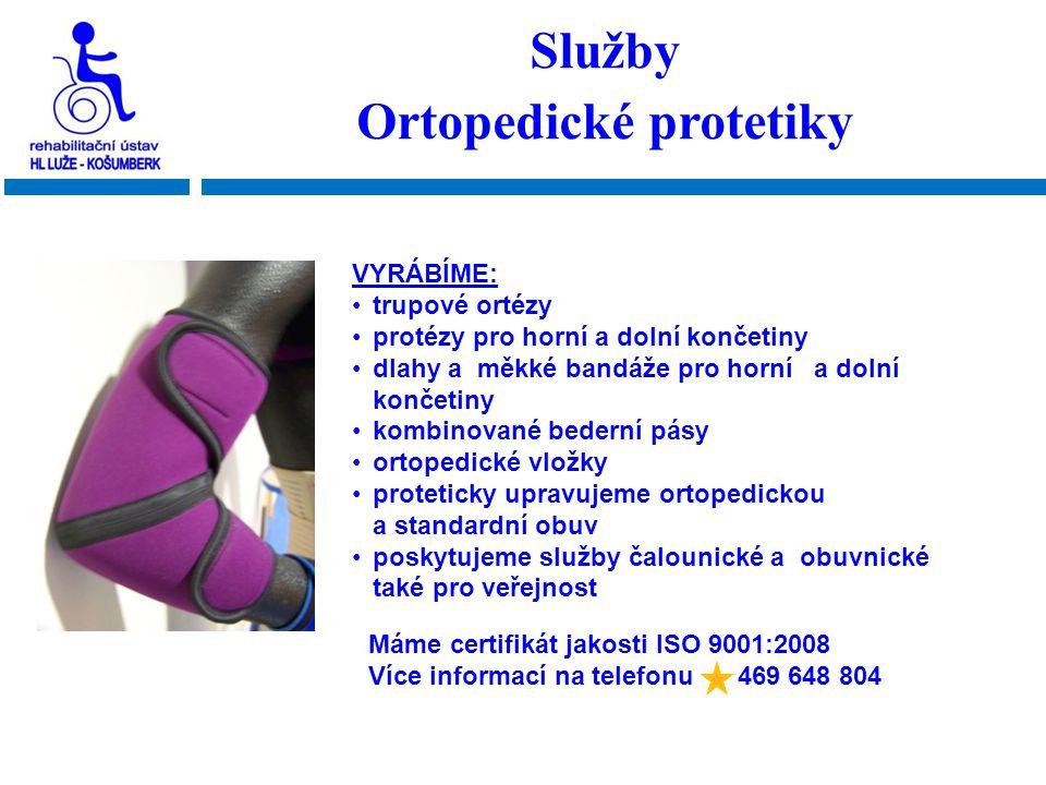 Ortopedické protetiky