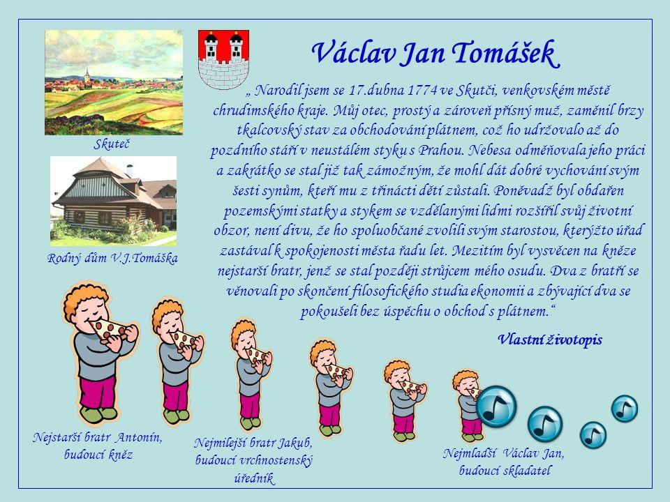Václav Jan Tomášek