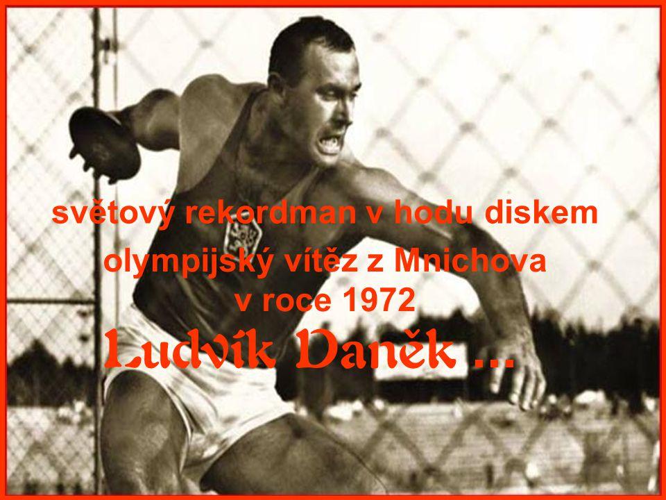 olympijský vítěz z Mnichova v roce 1972