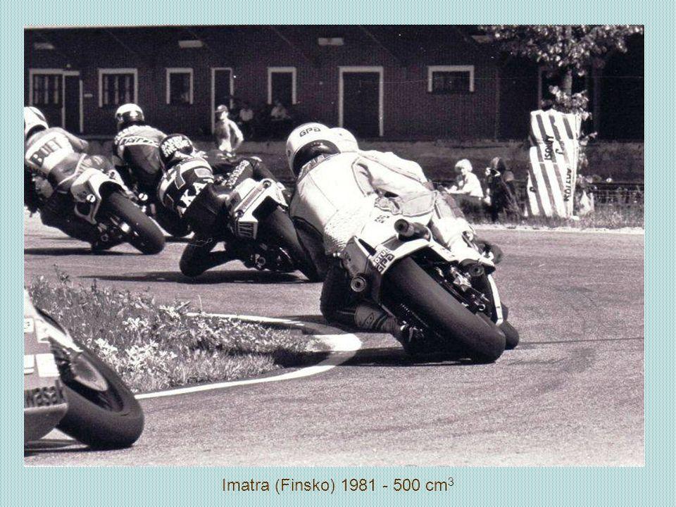 Imatra (Finsko) 1981 - 500 cm3