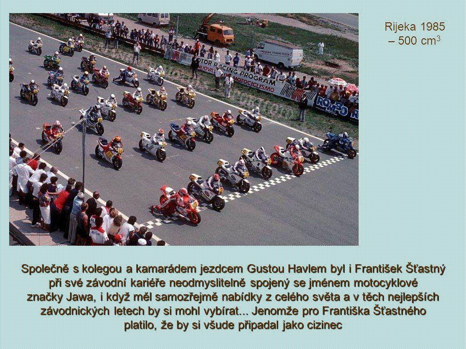 Rijeka 1985 – 500 cm3