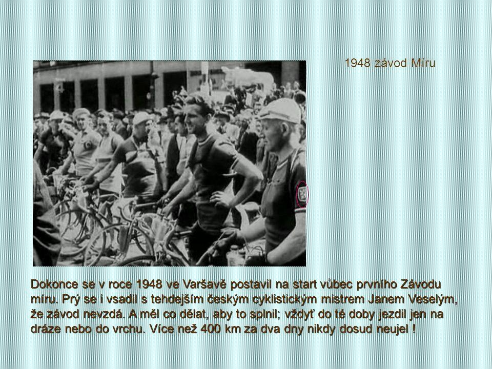 1948 závod Míru