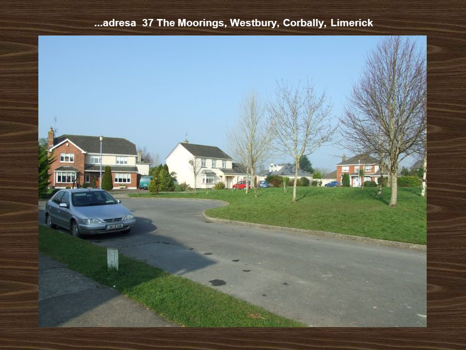 ...adresa 37 The Moorings, Westbury, Corbally, Limerick