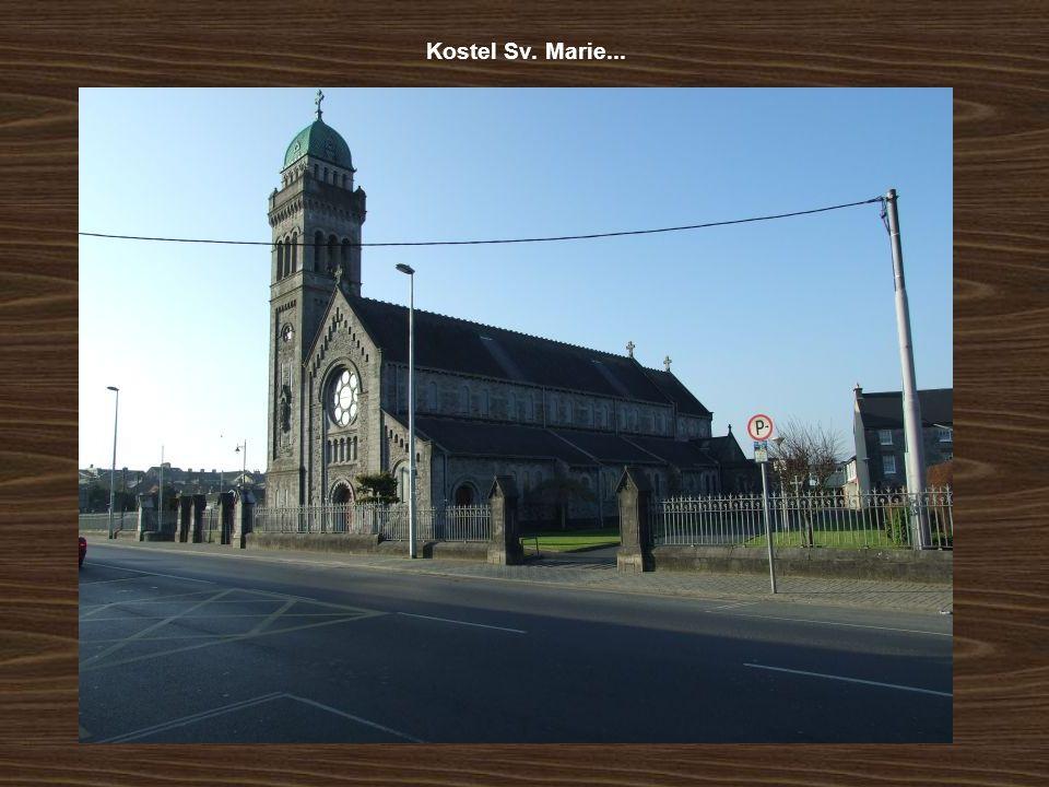 Kostel Sv. Marie...