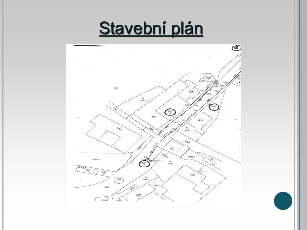 Stavební plán
